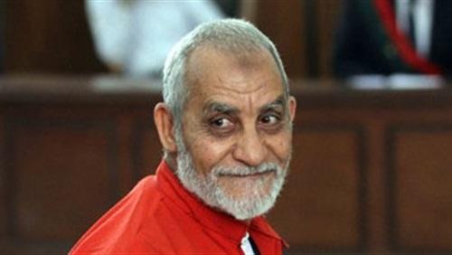 أنباء عن وفاة «محمد بديع» ومصدر أمني يكشف الحقيقة