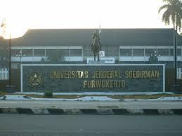 Info Pendaftaran Mahasiswa Baru (UNSOED) Universitas Jenderal Soedirman 2019-2020