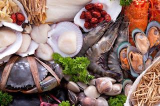 Tips Sehat Makan Seafood Agar Kadar Kolesterol Tidak Naik