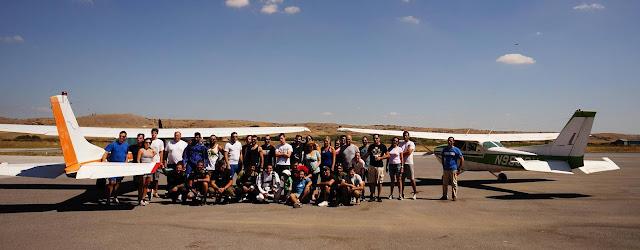 Γιάννενα: Ελληνική Αεραθλητική Ομοσπονδί - Αεροδρόμιο Ιωαννίνων – Ανεφοδιασμός καυσίμων