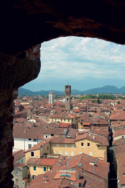 podróż po Toskanii, Włochy