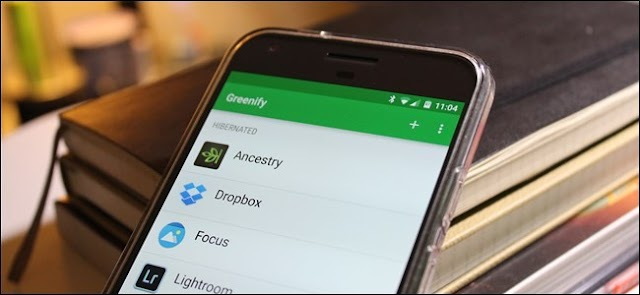 How To Optimize Your Android Battery's Life With Greenify PRO