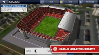 Dream League Soccer 2016 Apk v3.066 (Mod Money)