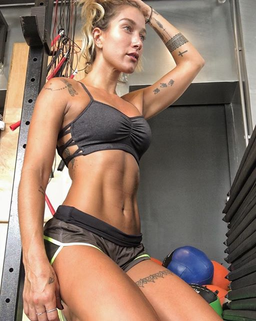 Fitness Gabriela Pugliesi