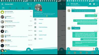 NAF-Chat v1.0.0 Series MiniTeal Versi 3.2.5.12 Apk
