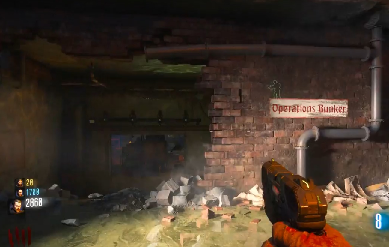 electricity zombie black ops 2 images