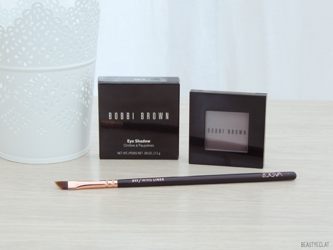 maquillage bobbi brown sourcils facile