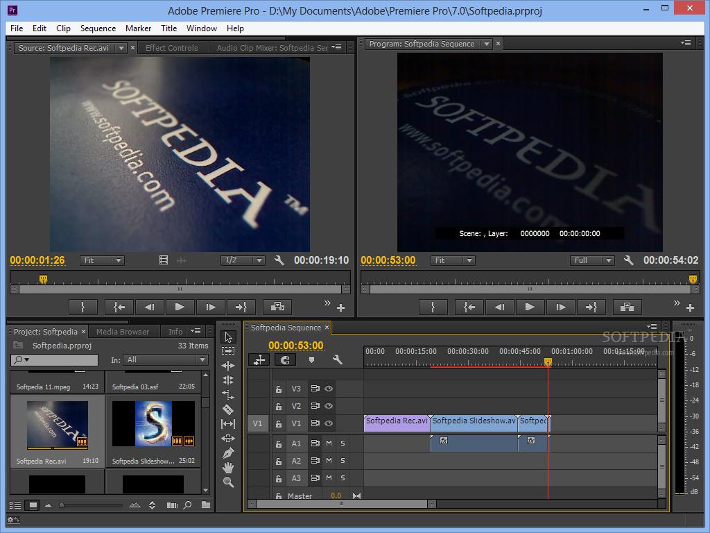 Adobe Premiere Pro CC 7.2.2 Full version Free Download ...