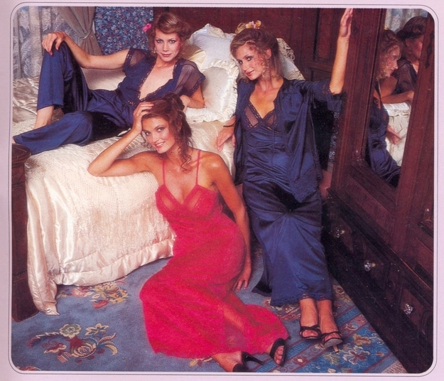 Victorias Secret Catalogue From 1979 Vintage Everyday