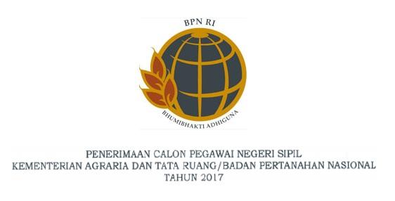 Lowongan CPNS Kementerian Agraria