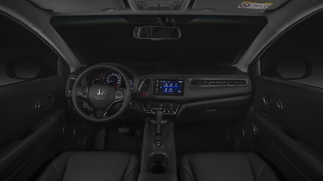Honda HR-V 2017 Touring - Preço