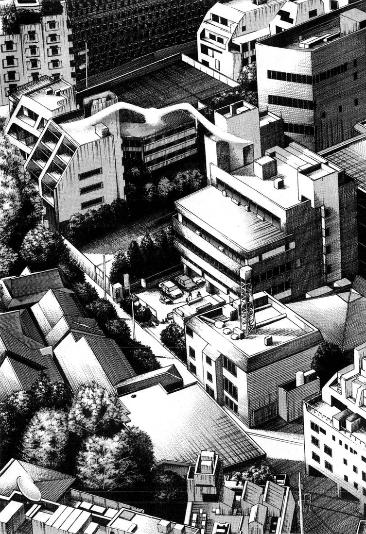 23-Kiyohiko-Azuma-Architectural-Urban-Sketches-and-Cityscape-Drawings-www-designstack-co