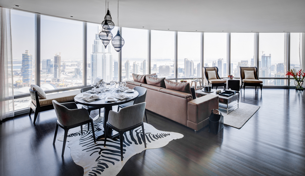 Burj khalifa interior 28 images creative apartment for One agency interior design dubai