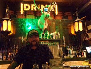 bartender Noah