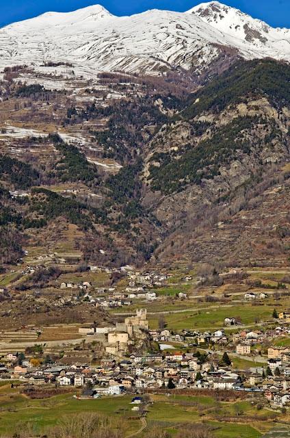 VALEA AOSTA ITALIA