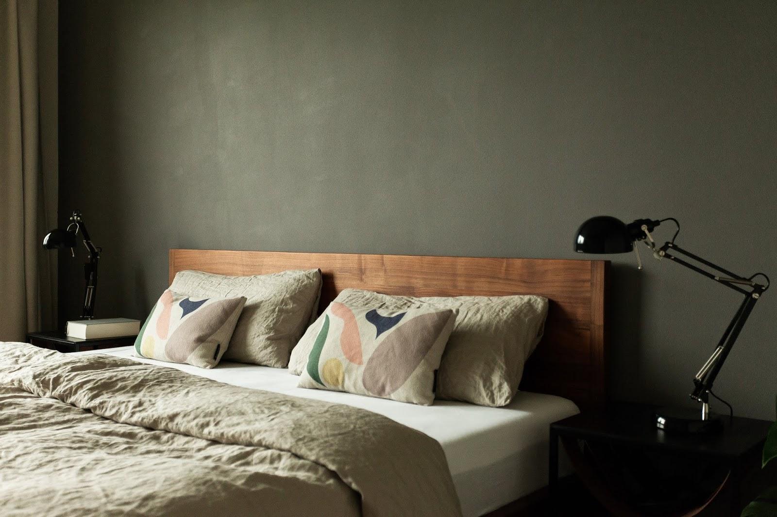 Reduziert aufs Wesentliche: Neue Farben im Schlafzimmer ...