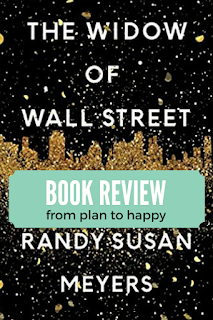 If you remember the story of the Madoff ponzi scheme, then you know the plot of The Widow of Wall Street. #books #madoff #bookreview