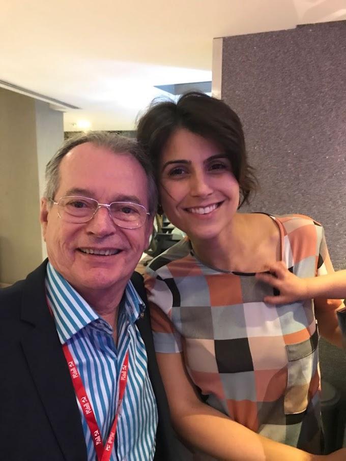 Deputado Levi Participa de Congresso Nacional do PC do B que Destaca Liderança de Flávio Dino e Confirma Candidatura de Manuela D'ávila
