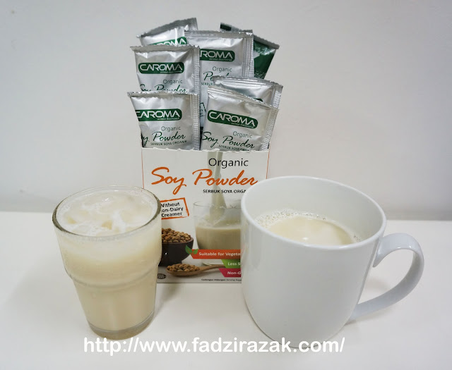 Caroma Soymilk Powder