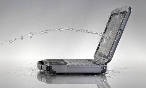 Tips Menyelamatkan Laptop yang Terkena Tumpahan Cairan