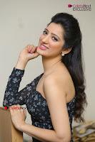 Telugu Actress Richa Panai Stills in One Shoulder Floral Long Dress at Rakshaka Bhatudu Movie Interview  0280.JPG