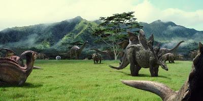 Stegosaurus en Jurassic World El reino caído