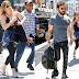 Berbadan Dua, Jennifer Aniston Tutup Perut Dengan Beg