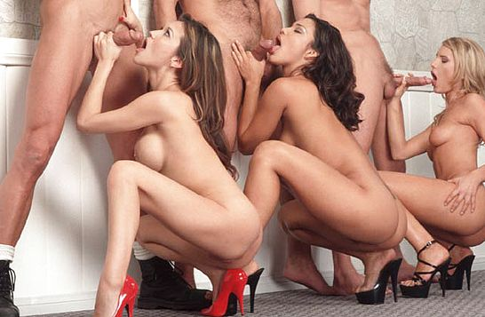 Three guys one girl foursome — pic 9