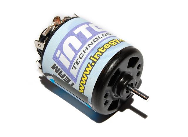 Axial AX10 Scorpion integy lathe motor