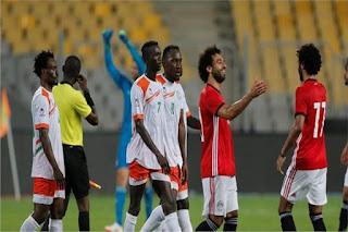 القنوات الناقلة لمباراة مصر وسوازيلاند القادمة 12-10-2018 تصفيات أمم أفريقيا Egypt vs Swaziland