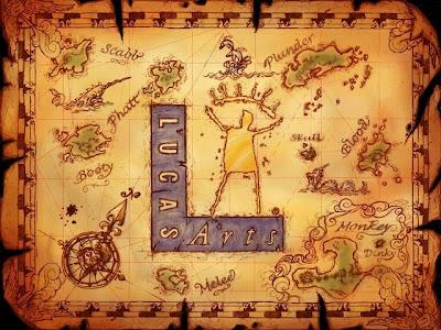 Mapa de Monkey Island