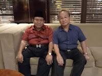 Staf Khusus Gubernur Sumsel Puji Kepemimpinan Karto Wibisono di Walubi