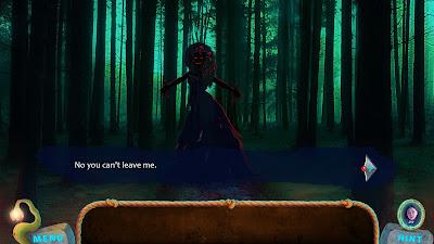 The Orphan A Tale Of An Errant Ghost Hidden Object Game Screenshot 1