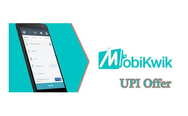 Mobikwik – Get Rs 25 Cashback on 5th UPI Transactions of 5000+ (40 Times- Earn Rs 250)