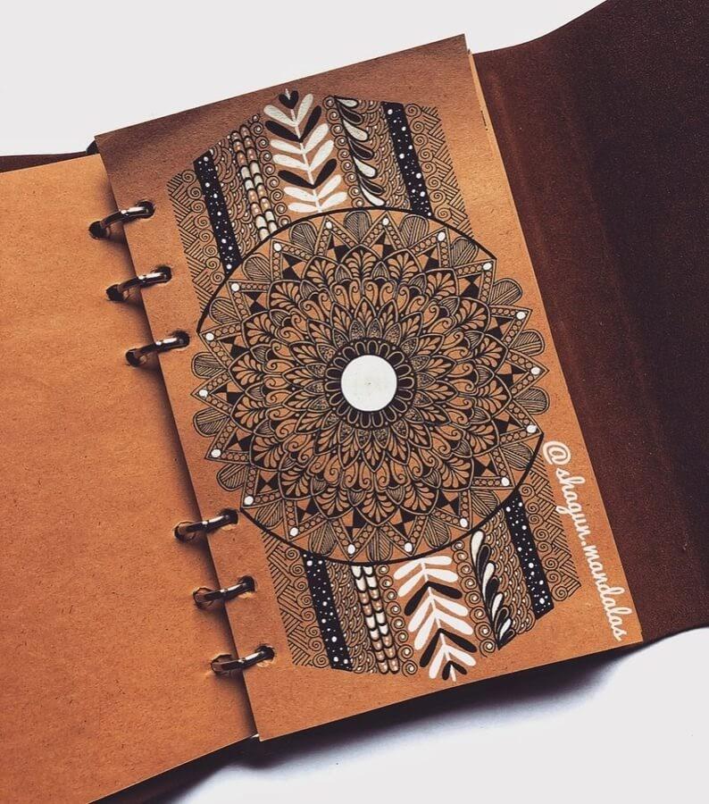 11-Mandala-and-Zentangle-Shagun Goyal-www-designstack-co