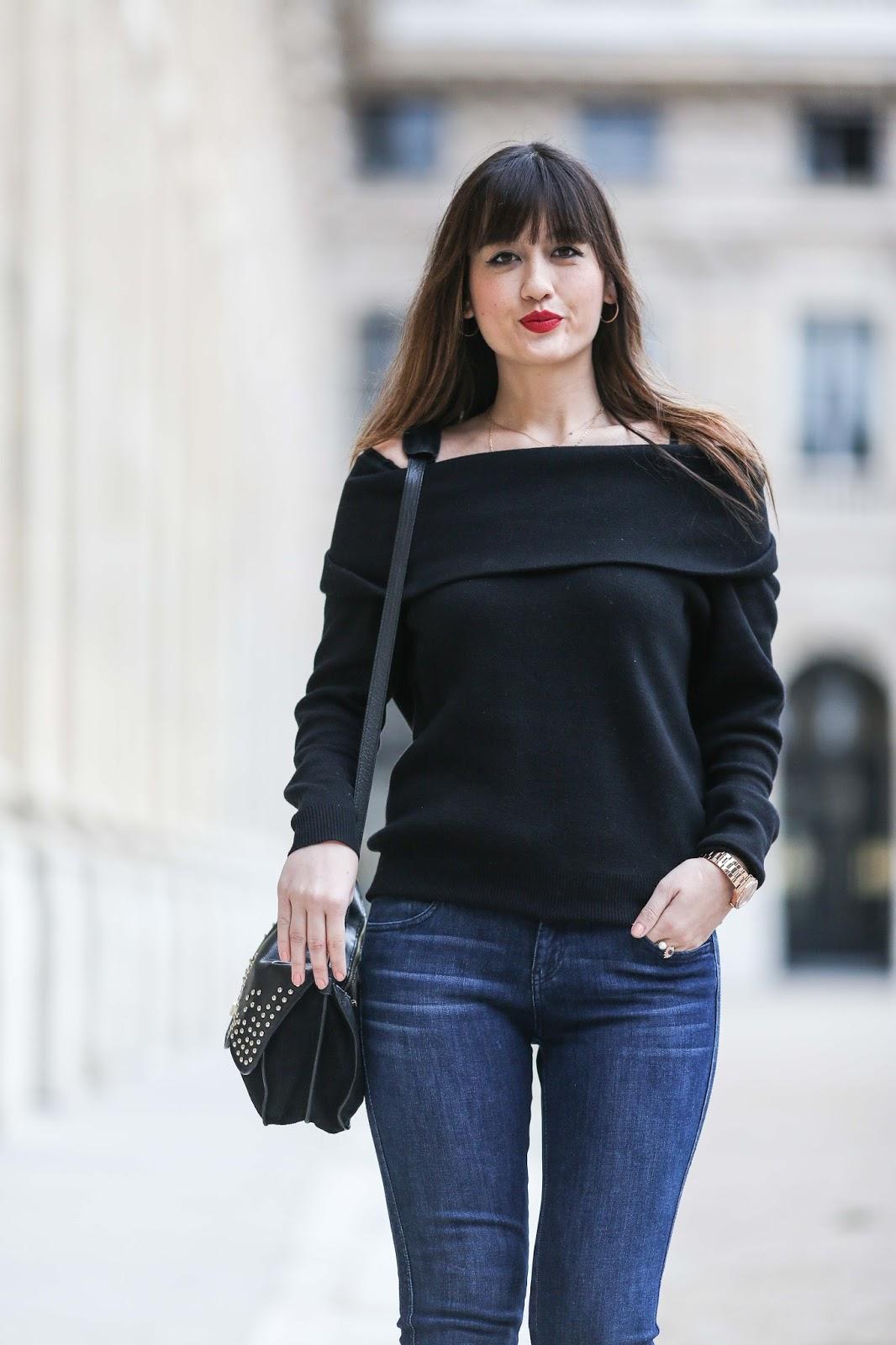与我见面,博客,时尚,外观,街头风格,巴黎风格