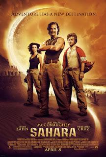 Sinopsis Film Sahara (2005)