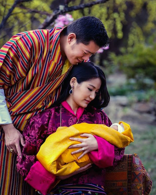 New Photos Of Prince Gyalsey Of Bhutan Were Published