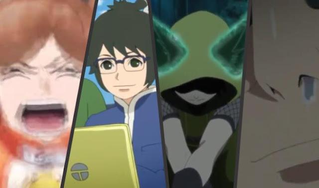 Inilah Alasan Mengapa Anime Boruto Membosankan