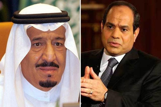 أول رد فعل  سعودي خطير  بعد حكم المحكمة بتبعية تيران وصنافير لمصر وليس السعودية !!