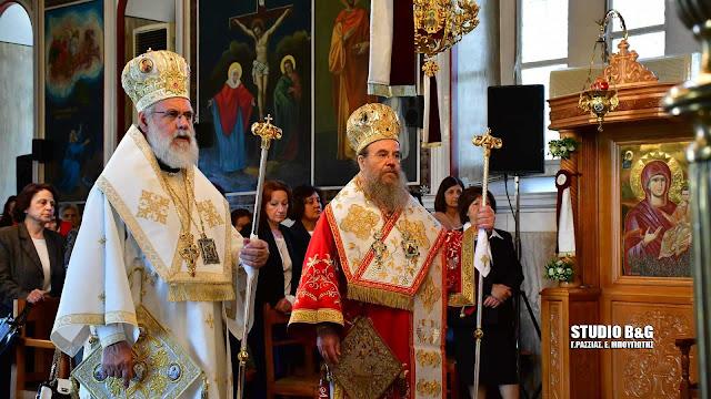 Το Μαλαντρένι Αργολίδας πανηγυρίζει τον Άγιο Αθανάσιο (βίντεο)
