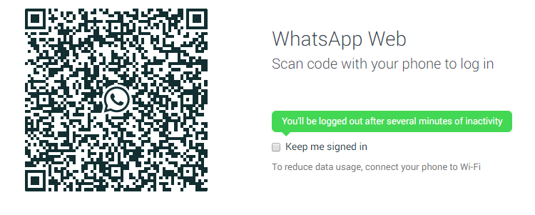 WhatsApp Web - WhatsApp launches its web client, but not for iOS users
