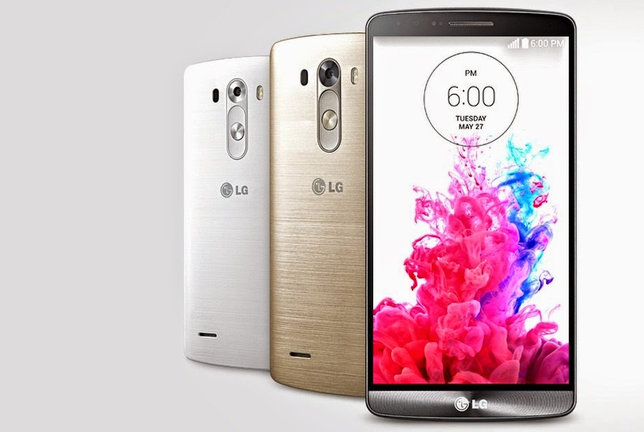 LG Launches Smartphone - G4