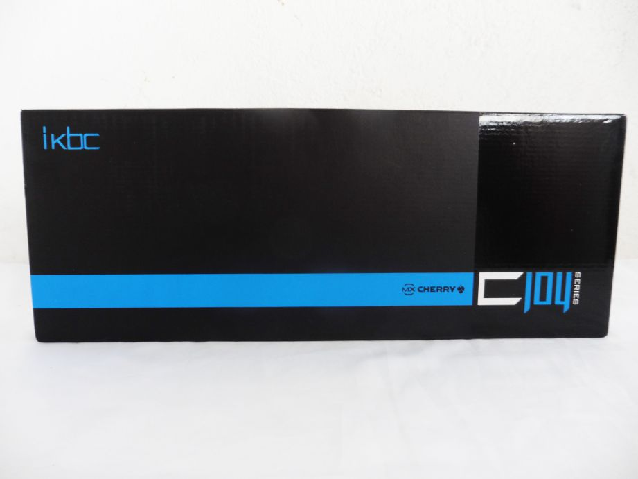 iKBC C104 Mechanical Keyboard Review 2
