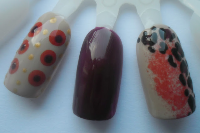 2 tutorials for Fall nails