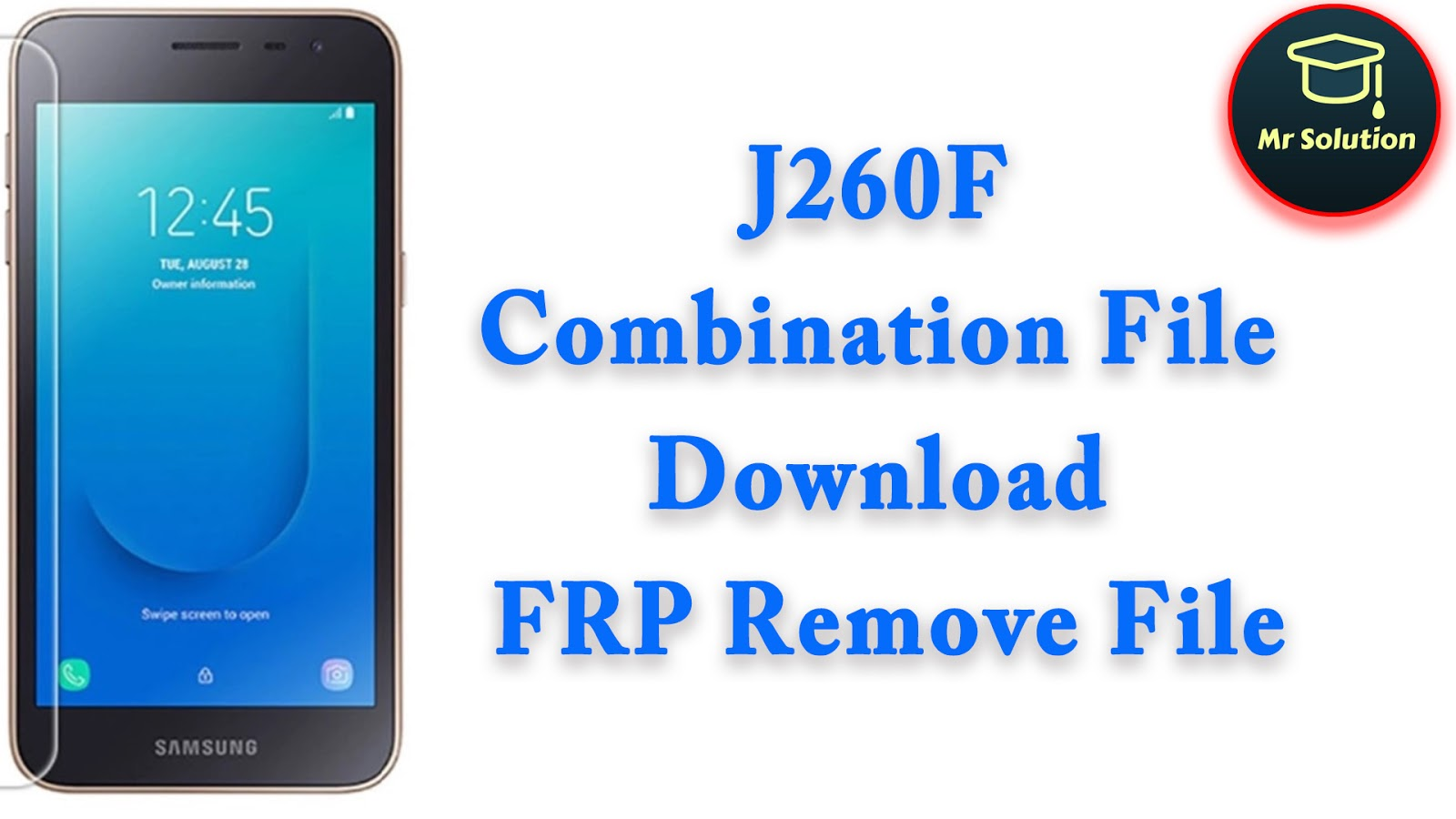 J260f U1 Firmware