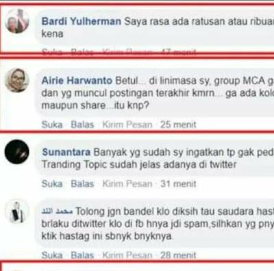 Puluhan Fanpage Prabowo Tumbang Dihapus Facebook Karena Ket0lolan Pasang Tagar