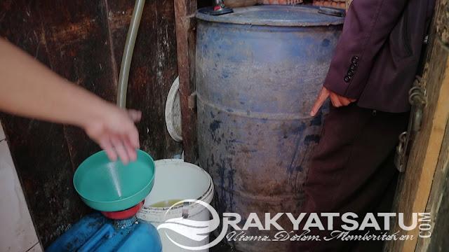 Dinkes Tana Toraja Ingatkan Warga Akan Bahaya Minyak Curah