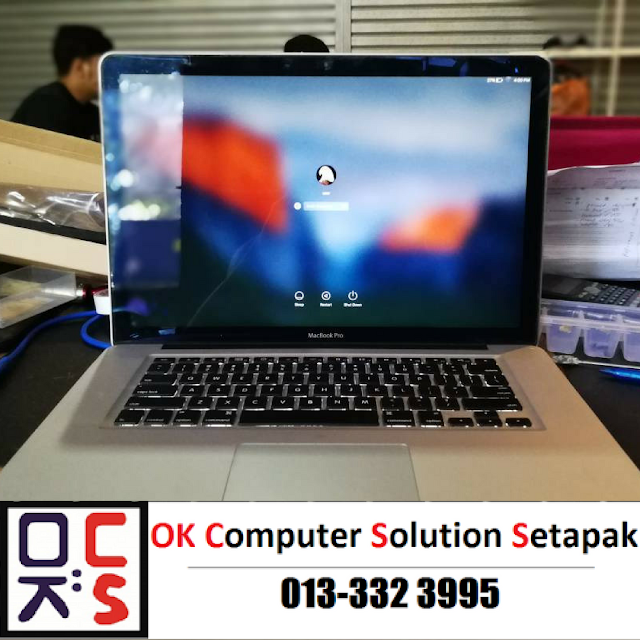 [SOLVED] MACBOOK PRO A1286 BATERI TAK BOLEH CHARGE | REPAIR MACBOOK GOMBAK