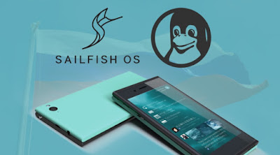 Salifish OS with linux kernel